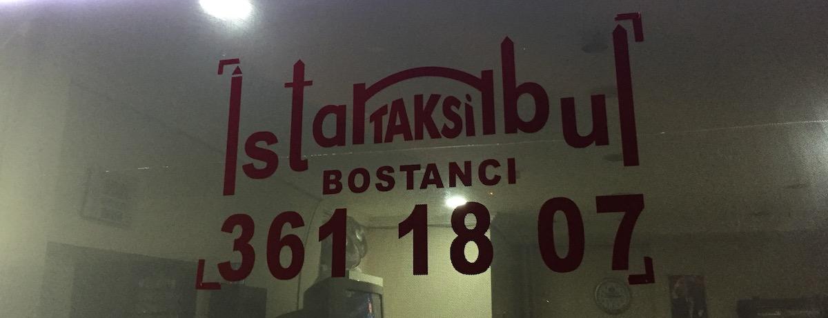Agence de taxi