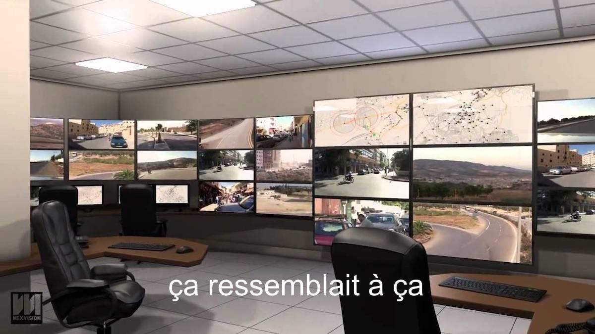 Centre de surveillance