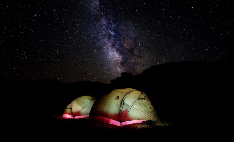 MSR палатка звезды