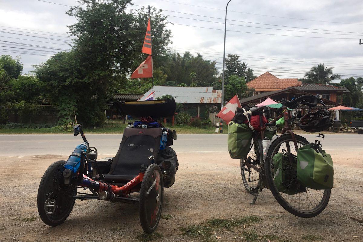 Trike et bike retrouvailles
