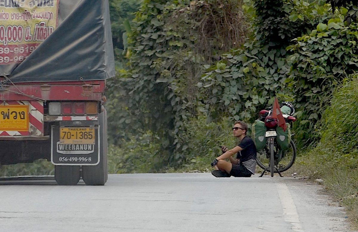 Firmin perdu Laos