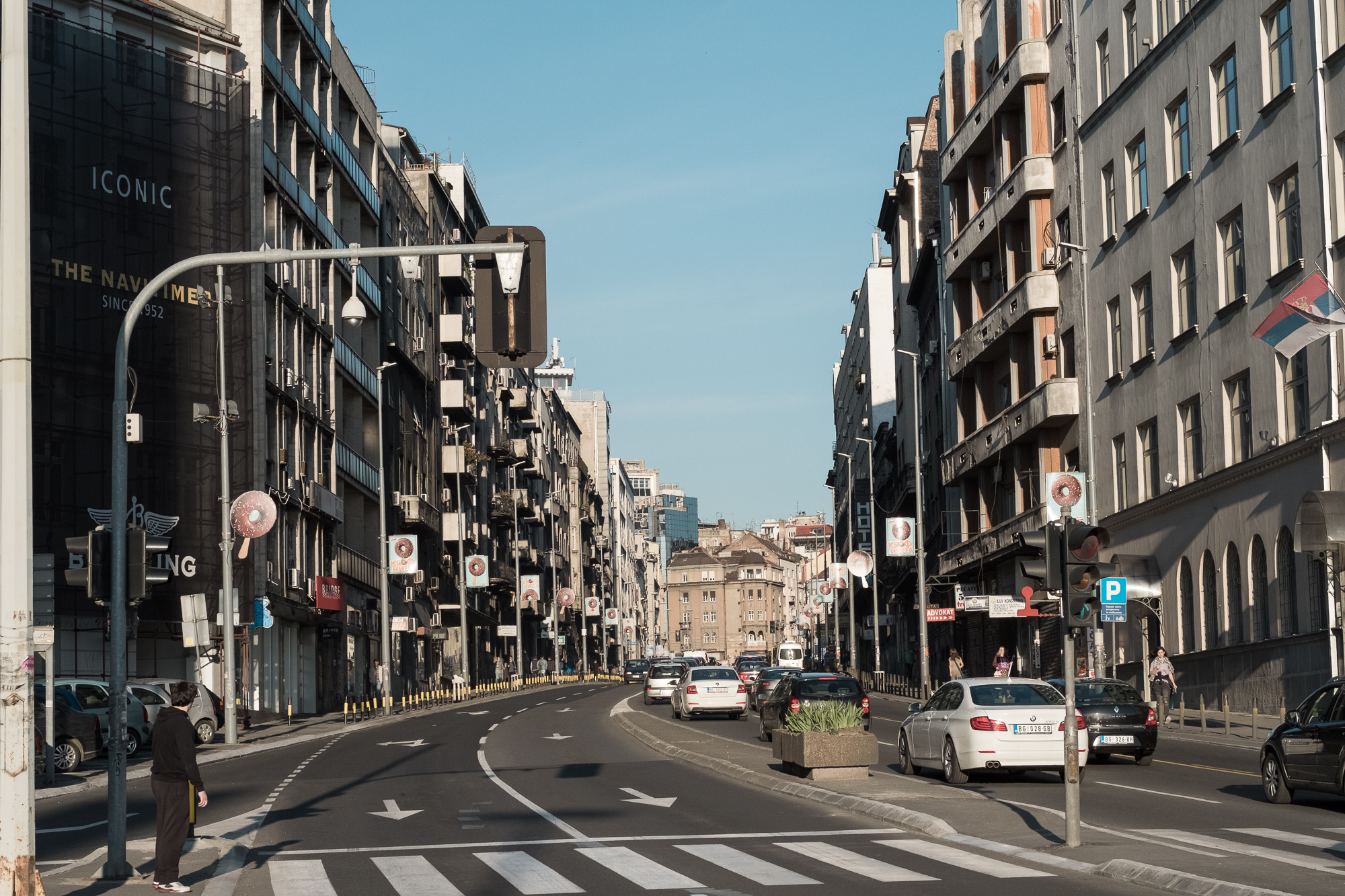 Die Schatten von Belgrad