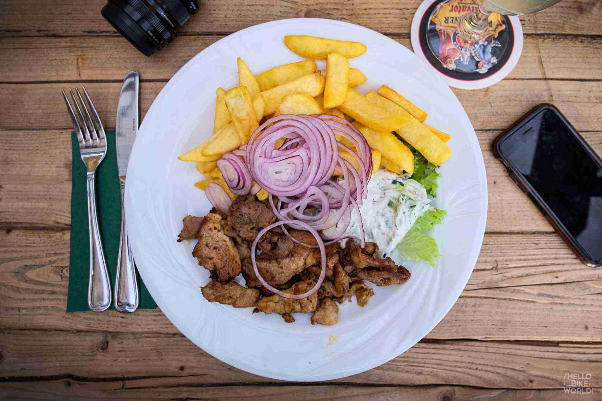 Die gute deutsche Küche