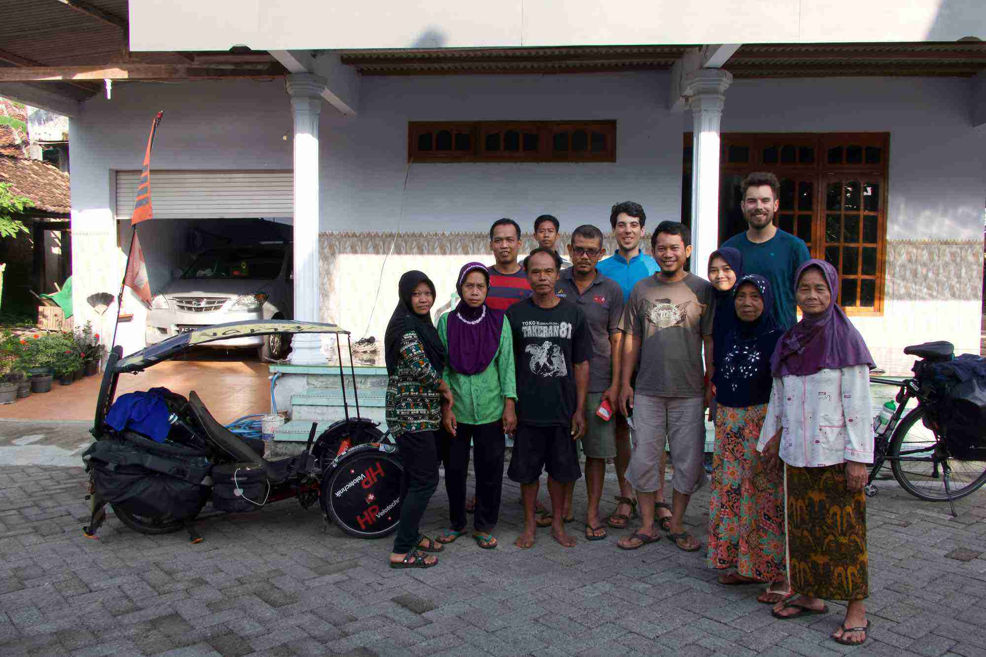 Hospitality in Java